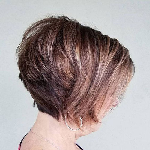 4 Perm Bridal Hairstyles That You Can Try Right Too: 25 Latest Ideas Of Bob Haircut With Layers