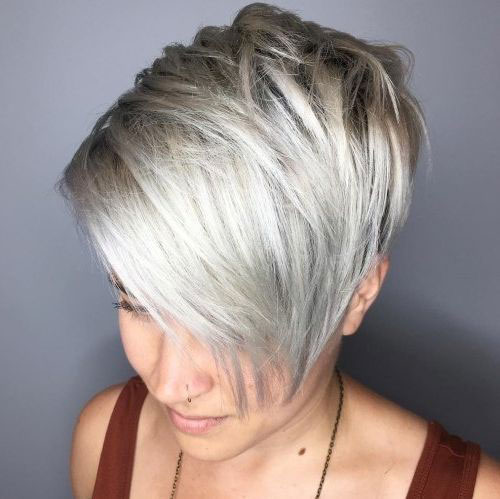 Pixie Haircut 2019