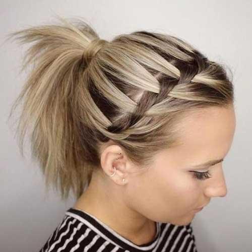 Short Haircuts for Teens-13