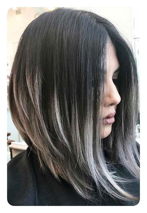 Short Brown Ombre Hair-15