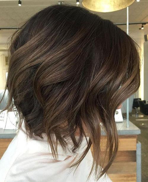 Graduated Short Brown Hair-20