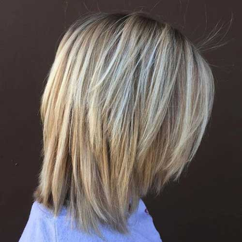 Shoulder Length Short Layered Hair-20