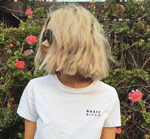 Blonde Bob Short Haircuts 2020-22