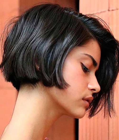 Short Brown Hair-22