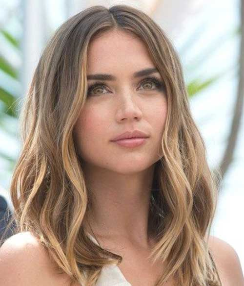 Shoulder Length Short Layered Hair-22