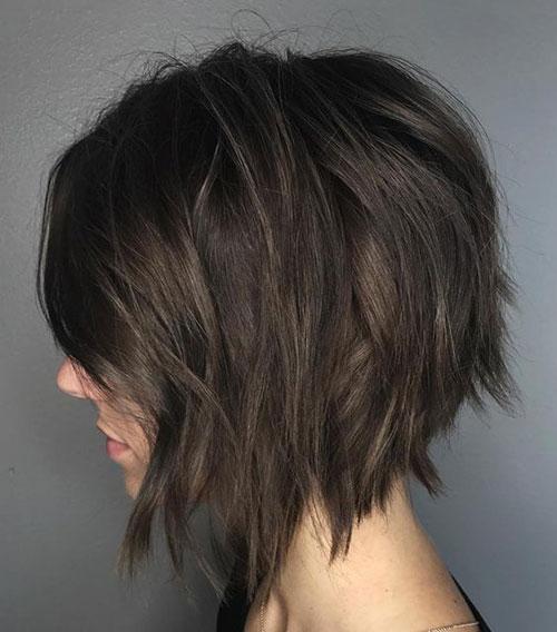 Short Brown Hair-23