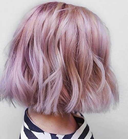 Wavy Short Haircuts 2020-24