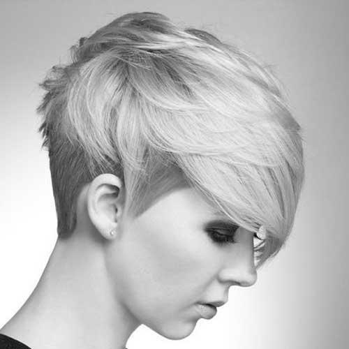 Short Asymmetrical Haircuts 2020-27