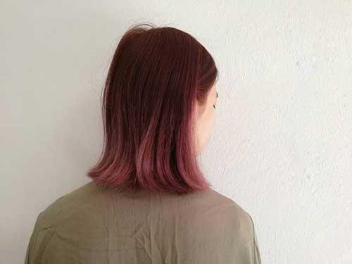 Short Haircuts 2020 Copper Ombre-34