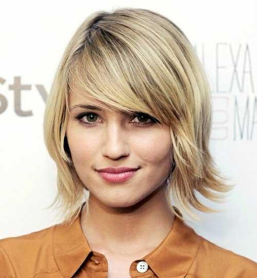 Short Haircuts Bangs 2020