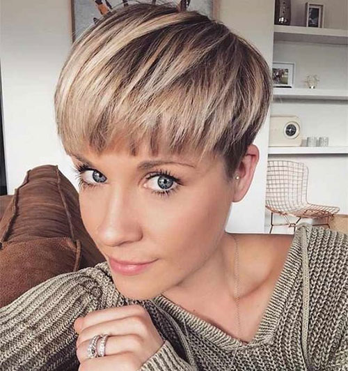 Cute Short Haircuts-20