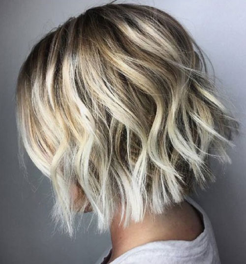 Cute Short Haircuts-25
