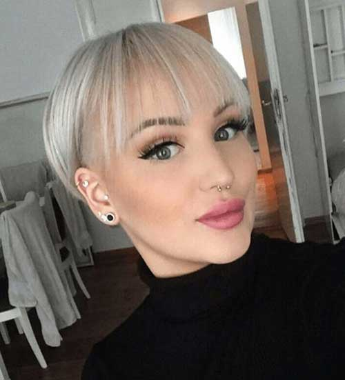 Cute Short Haircuts-27