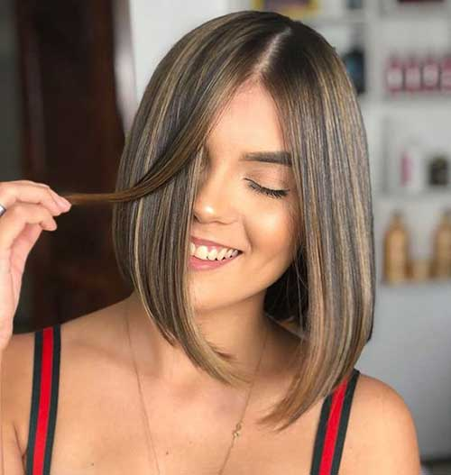 Cute Short Haircuts-30