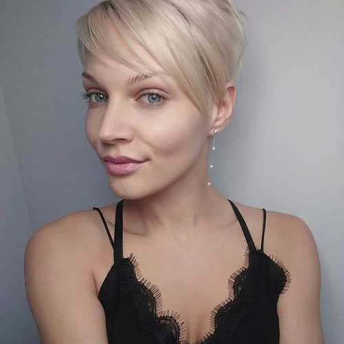 Blonde Long Pixie Styles-10