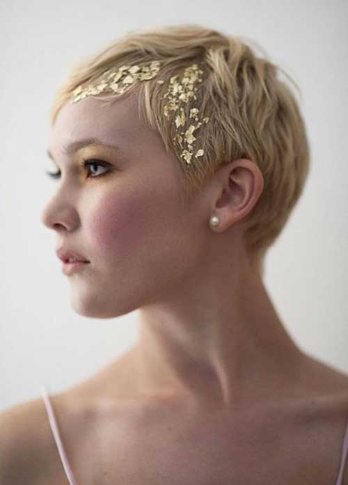 Wedding Hairstyles for Short Hair-10