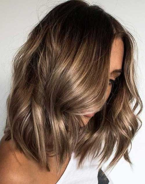 20 New Hair Color Ideas For Short Hair Short Haircuts