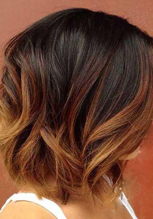 Short Hair Color Ideas-19