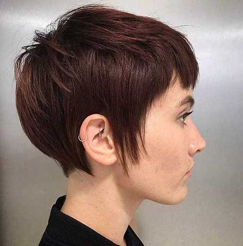 Red Long Pixie Styles-7