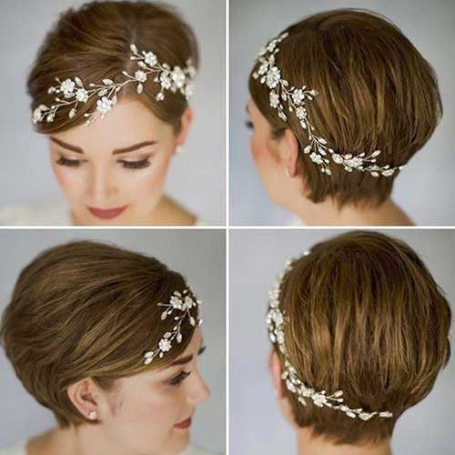 Short Haircuts for Wedding-13