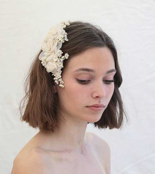 Short Haircuts for Wedding-14