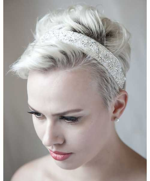 Short Haircuts for Wedding-16