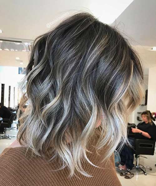 New Short Ombre Hairstyles-19