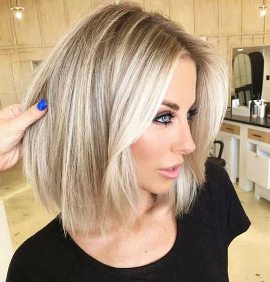 Straight Short Summer Hairstyles-10