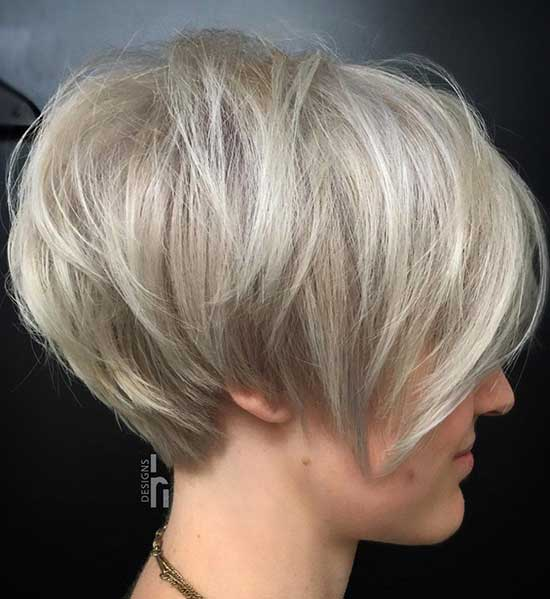 Straight Short Layered Hairstyles-11