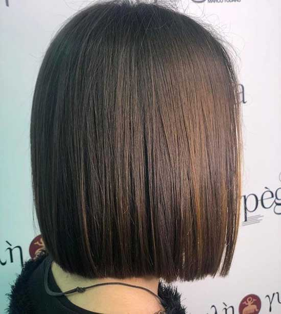 Straight Short Medium Hairstyles-16