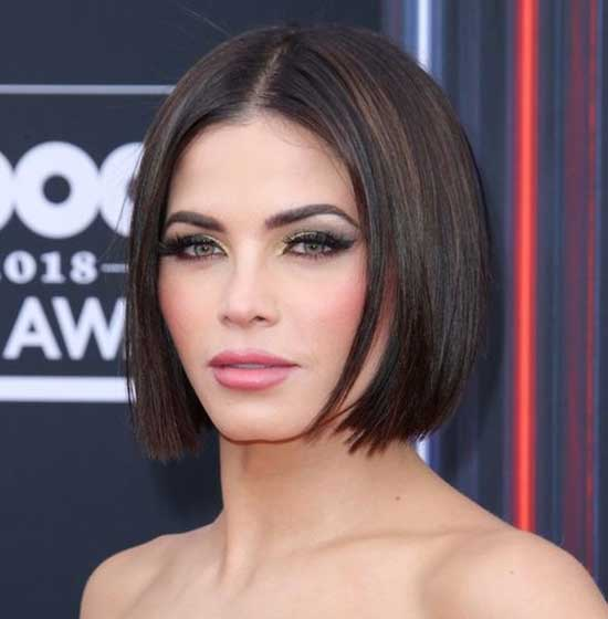 Jenna Dewan Straight Short Hairstyles-17