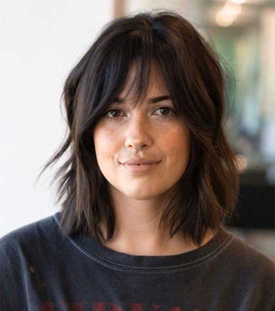 Short Haircuts for Wavy Hair-23