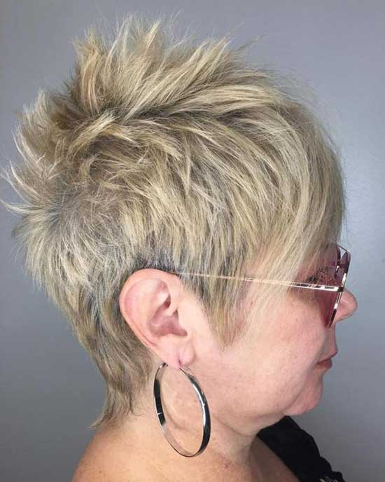 30 Latest Short Hairstyles For Women Over 60 Short Haircuts