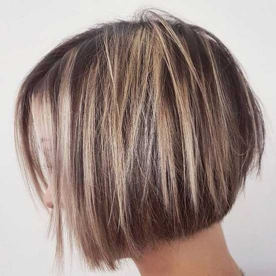 Straight Short Hairstyles-27