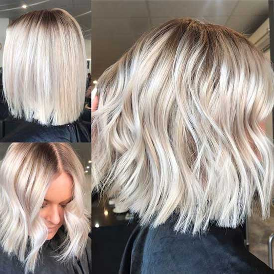 Blonde Hair Color for Short Hair-6