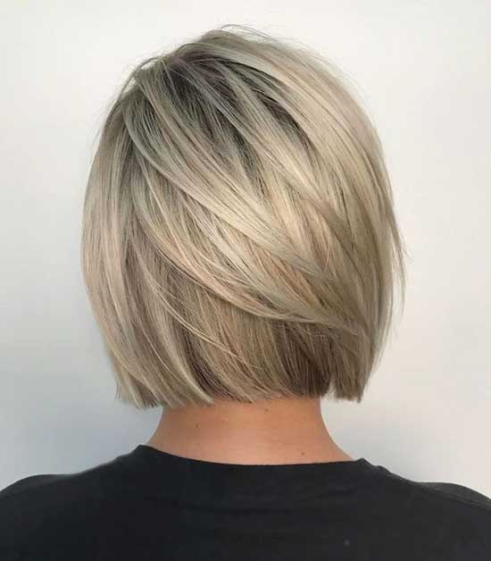 Blunt Bob Hairstyles for Fine Hair-6