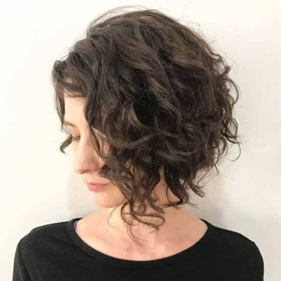 25 Cute And Stylish Short Frizzy Hair Looks Short Haircuts