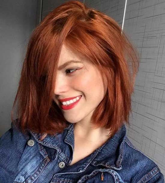 Short Hair Color Styles