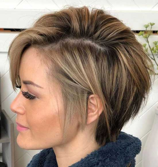 Straight Short Hairstyles
