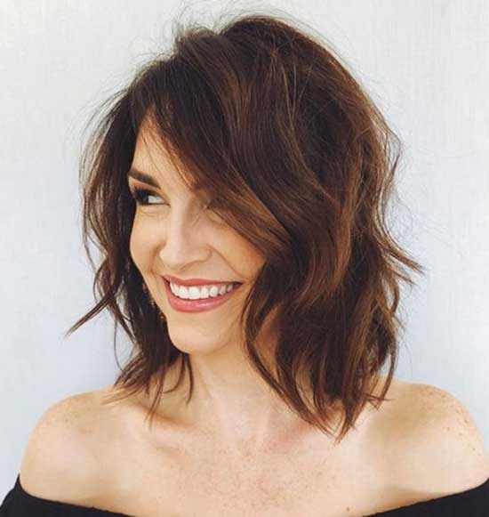 Medium To Short Hair Layers Styles-11