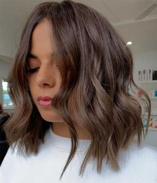 One Wave Medium To Short Hair Styles-13