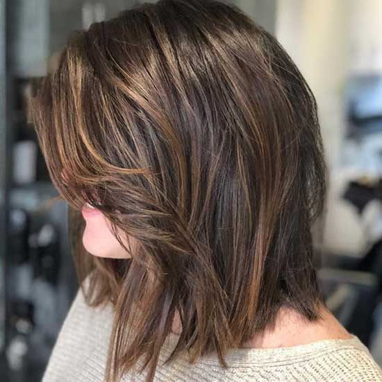 Layered Medium To Short Hair Styles-14