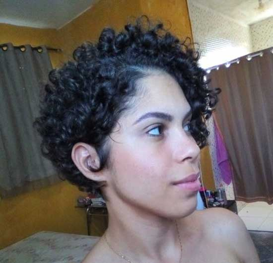 Longer Pixie Natural Curly Hair-15