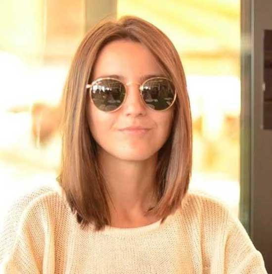 Straight Fine Medium To Short Hair Styles-15