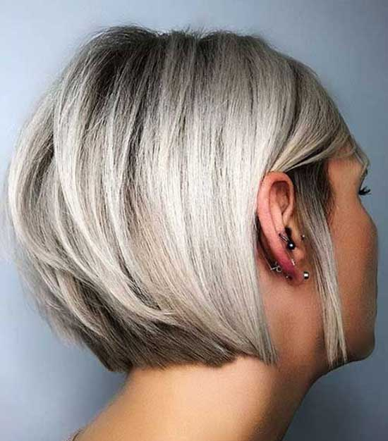 Short Haircuts for Women with Thin Hair-17