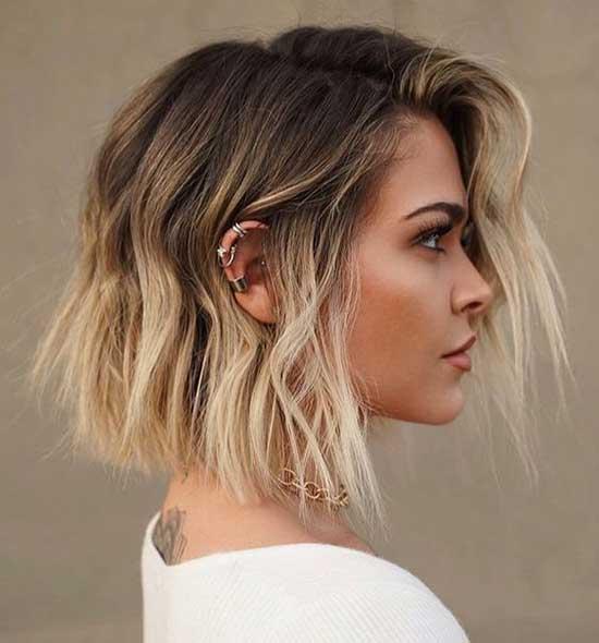 2020 Short Hair