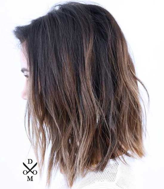 Medium To Short Hair Styles-23