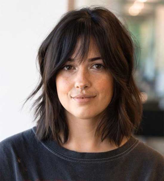 Medium To Short Hair Styles-28