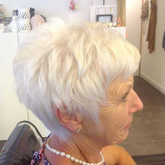 Pixie Cuts for Women Over 50