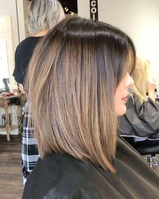 Cute Long Bob Cut-24